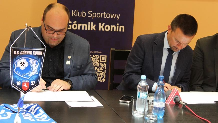 Górnik Konin partnerem Lecha Poznań