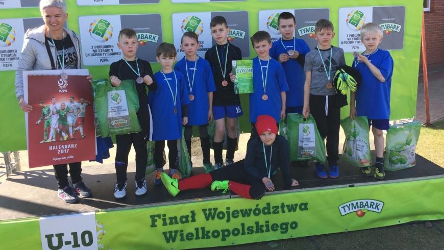 Duży sukces SP w Kuźnicy w Pucharze Tymbarka