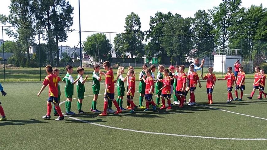 Akademia Sportowa Lubliniec vs LKS Sparta Lubliniec