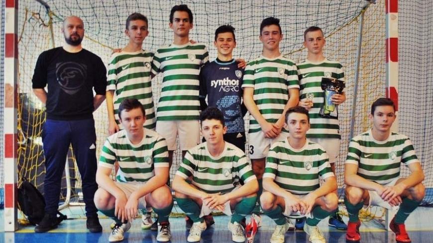 U15: Trampkarze wicemistrzem Grodzisko Raciechowice Cup