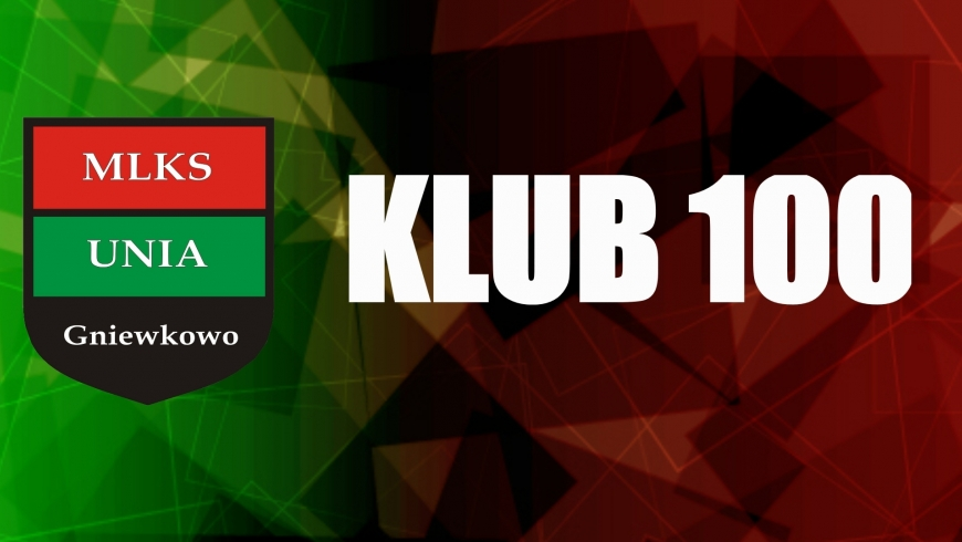 Rusza KLUB 100!
