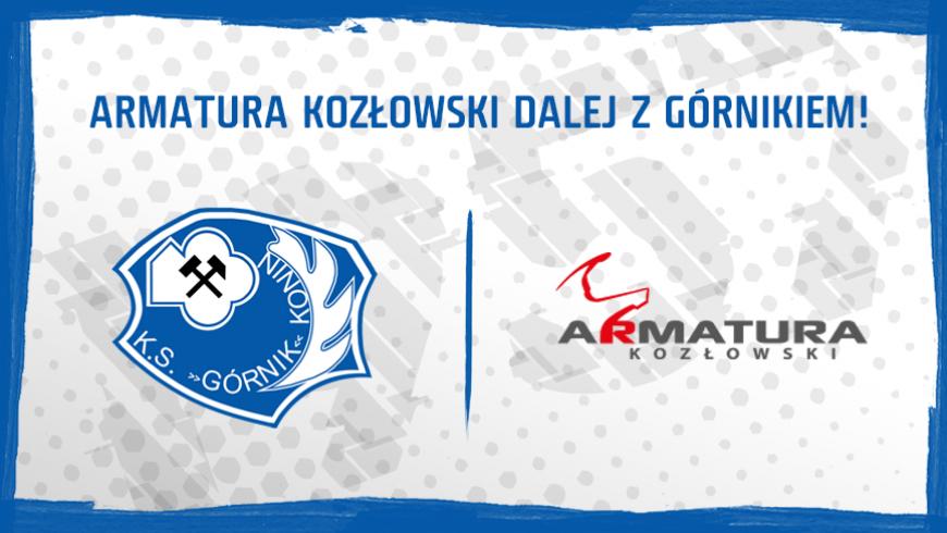 Armatura Kozłowski zostaje z Górnikiem