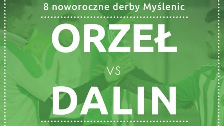 Noworoczne derby już po raz ósmy - zapraszamy 1 stycznia o 13:00!