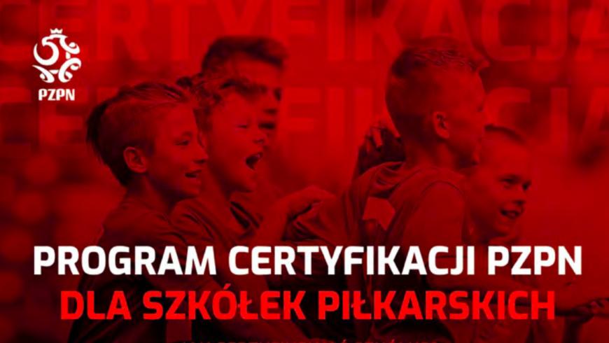Certyfikacja do programu PZPN