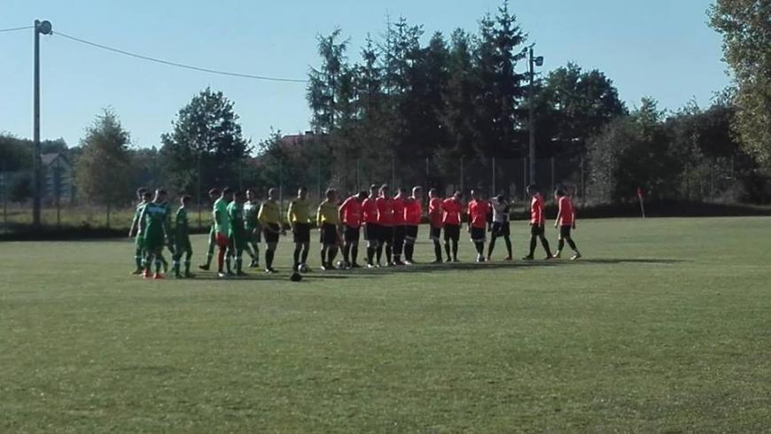 """Amotor Golce vs LKS """"Sparta"""" Lubliniec"""