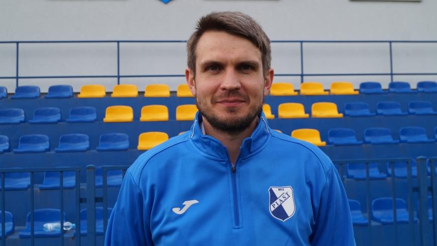 Marcin Parzuchowski nowym trenerem pierwszego zespołu