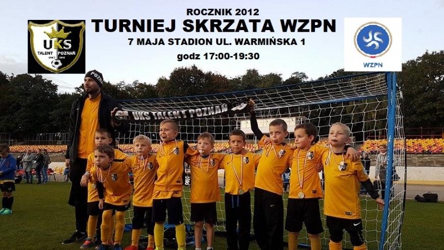 Turniej skrzata WZPN - rocznik 2012/2013
