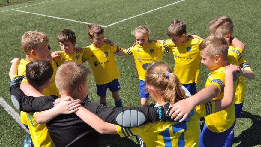 Młodzik D2 - mecz mistrzowski z LPFA Bułgarska (powołania)
