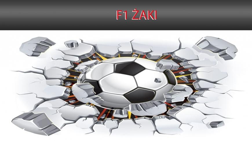 ŻAKI F1 I PODSUMOWANIE JESIENI SEZONU 2018/19