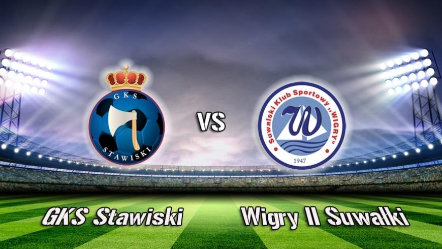 GKS Stawiski - Wigry II Suwałki