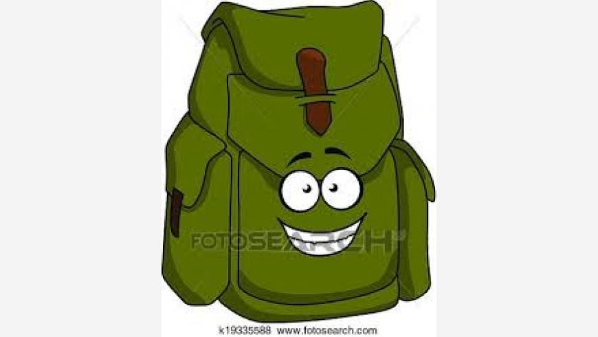 Naprawa plecaków - Rihnosa