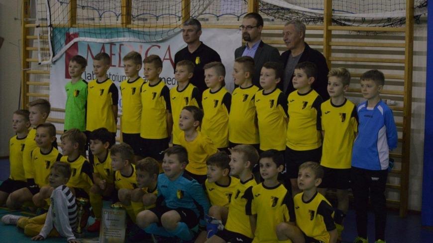 Udany Turniej Młodzik Cup 2016 dla  rocznika 2007