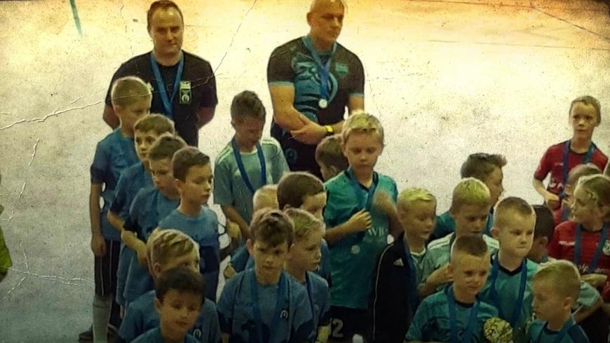 Dwa pierwsze miejsca rocznika 2011 w turnieju w Kolbuszowej