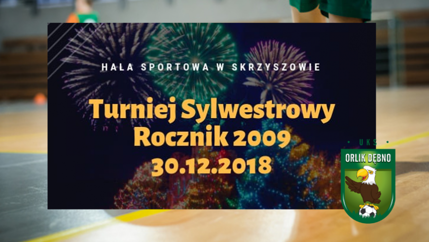 Turniej Sylwestrowy w Skrzyszowie