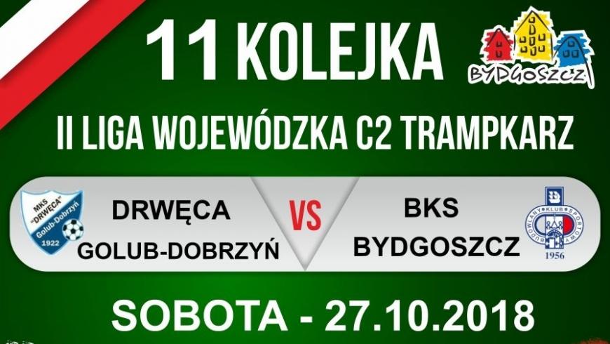 Drwęca Golub-Dobrzyń - BKS Bydgoszcz