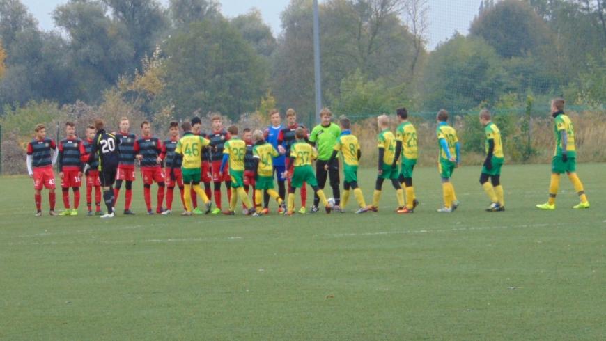 Poznać smak ligi wojewódzkiej.  RTS Widzew - Sport Perfect   3:0