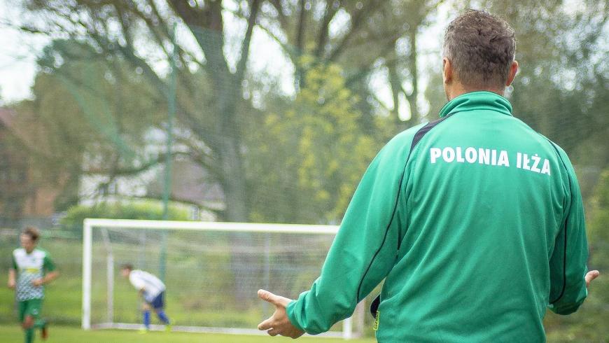 Piotr Wątorski po meczu Polonia - Gryfia