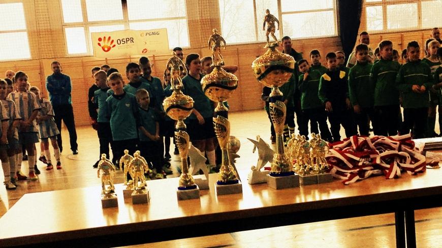Srebro i piąte miejsce rocznika 2006 w turnieju w Cmolasie