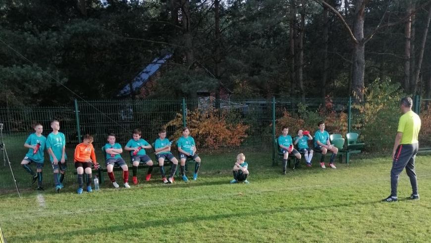 Pierwsze Zwycięstwo Akademii Piłkarskiej AMS