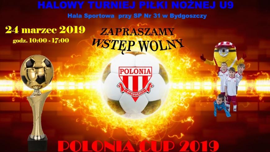 Turniej... POLONIA CUP 2019