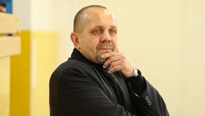 Mirosław Romanowski nowym trenerem Błękitnych