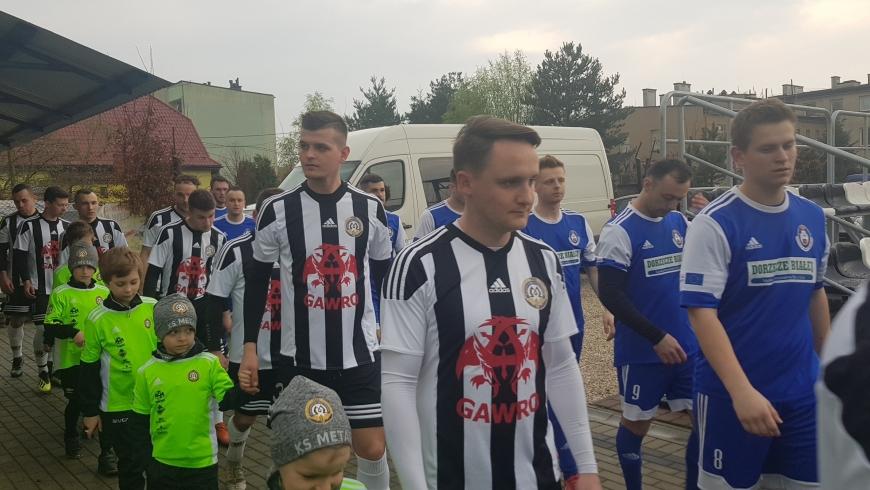 Seniorzy: Wysoka przegrana w Tarnowie.