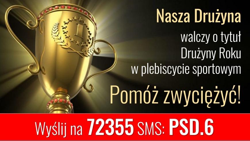 Mistrzowie Sportu - głosujemy!!!