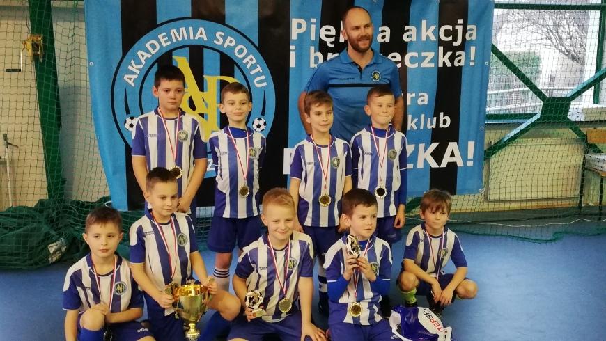 I i VI miejsca chłopców w turniejach rocznika 2010 - brawo:):)