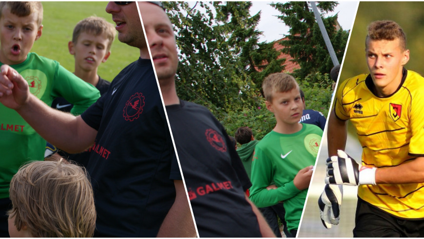 Wychowanek trenera Mrozika w Ekstraklasie