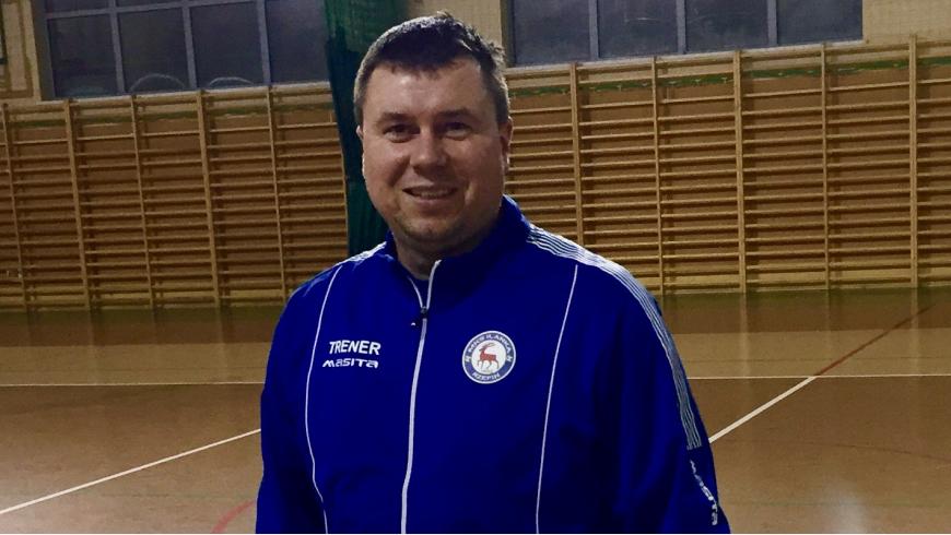 Przemysław Juncewicz trenerem Juniorów