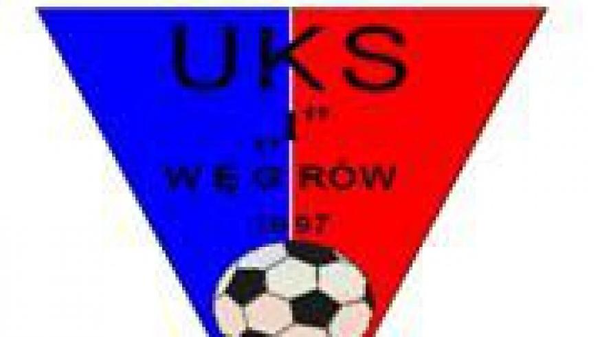 Przegrana juniorów z UKS 1 Węgrów