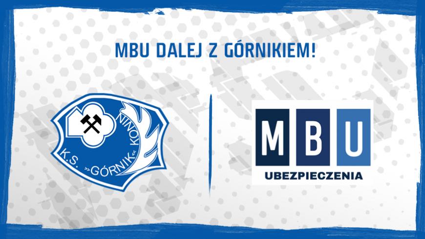 MBU zostaje sponsorem klubu