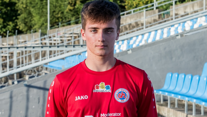 Mariusz Miłek został piłkarzem Chemika Moderatora