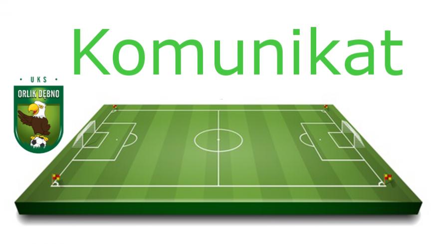 KALENDARIUM -  terminy treningów i turniejów