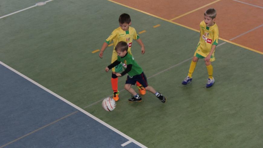 Pierwszy mecz rocznika 2008