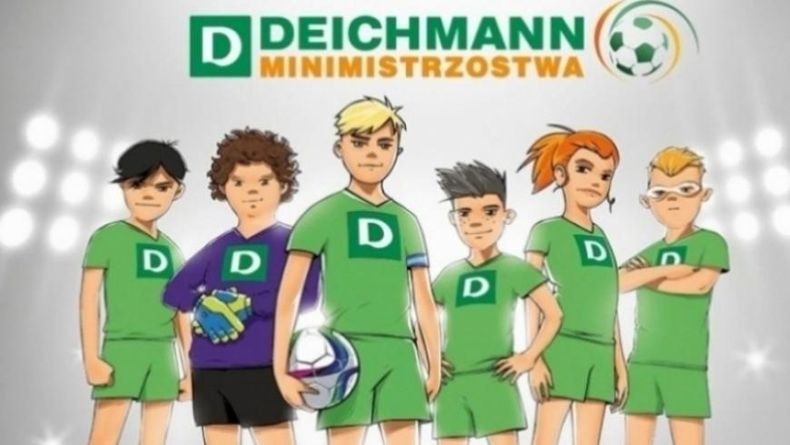 Mistrzostwa Deichmann - wstępny podział