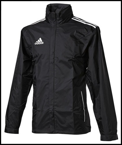 Treningowe kurtki ortalionowe Adidas Akademia Piłkarska